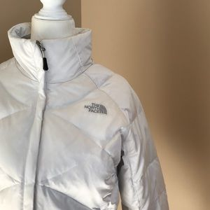 Northface | White Coat | Medium